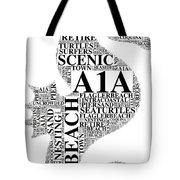 A1A Tote Bag