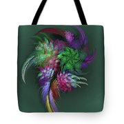 a070 Weird Multibeaked Bird-Of-Paradise Tote Bag