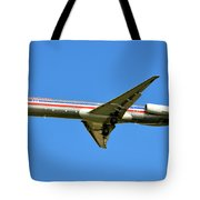 Aa One Tote Bag
