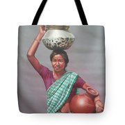 Aadibasi Tote Bag