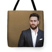 Aaron Taylor-johnson Tote Bag