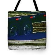 Aaron's Flatbed Tote Bag