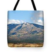 Abajo Mountains Utah Tote Bag