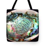 Abalone Seashell Tote Bag