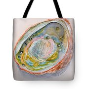 Abalone Study #2 Tote Bag