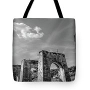 Abandonded Trestle Tote Bag