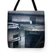 Abandoned 3 Tote Bag