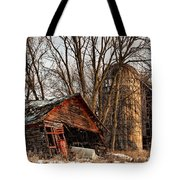 Abandoned And Forgotten Tote Bag