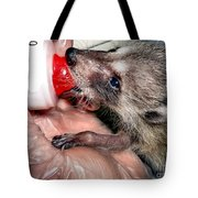 Abandoned And Raised Tote Bag
