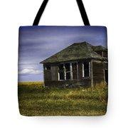 Abandoned Beauty Tote Bag