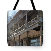 Abandoned Belvedere 1 Tote Bag