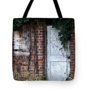 Abandoned Building Tote Bag