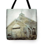 Abandoned Church 1 Tote Bag
