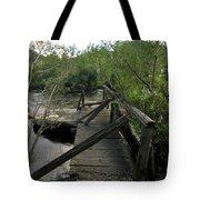 Abandoned Dock Tote Bag