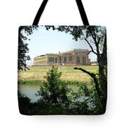 Abandoned Electric Plant Tote Bag