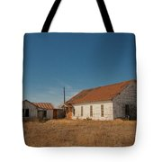 abandoned farm house dance hall #VanishingTexas Tote Bag