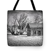 Abandoned Farm House Tote Bag