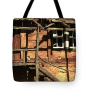Abandoned Home Tote Bag