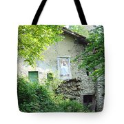 Abandoned House Tote Bag