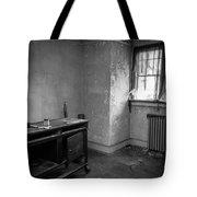 Abandoned House Wilson Nc 0012 Tote Bag