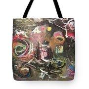 Abandoned Idea2 Tote Bag