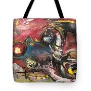 Abandoned Ideas Tote Bag