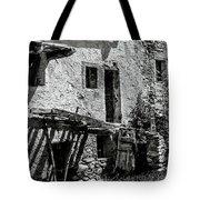 Abandoned Ix Tote Bag
