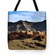 Abandoned Kasbah Tote Bag