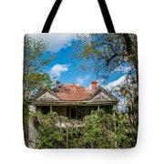 Abandoned Mansion Tote Bag