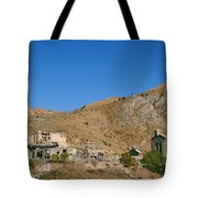 Abandoned Mill Tote Bag