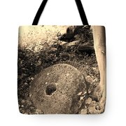 Abandoned Mill-stone Tote Bag