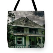 Abandoned Miners Boarding House Tote Bag