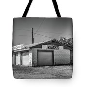 Abandoned Peach Stand Tote Bag