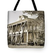 Abandoned Plantation House #3 Tote Bag