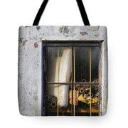 Abandoned Remnants Ala Grunge Tote Bag