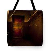 Abandoned Schoolhouse Tote Bag