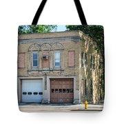 Abandoned Station Tote Bag