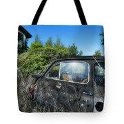 Abandoned Vehicles - Veicoli Abbandonati  2 Tote Bag