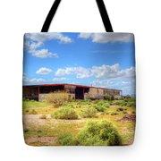 Abandoned Warehouse Tote Bag