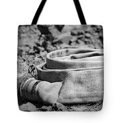 Abandoned Water Hose Tote Bag