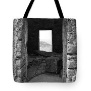 Abandoned Windmill Tote Bag