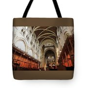 Abbey Church Of Saint Mary, Or Buckfast Abbey Tote Bag
