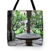 Abbey Cloister Tote Bag