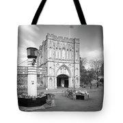 Abbey Gate Tote Bag