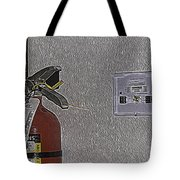 Abbey-normal Tote Bag
