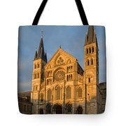 Abbey Of Saint - Remi Reims Tote Bag