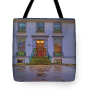 Abbey Road Recording Studios Tote Bag