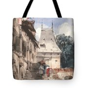 Abbey St-amand, Rouen Tote Bag