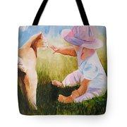 Abbie's Kitty Tote Bag