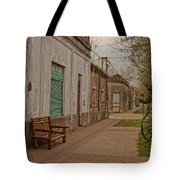 Abbot Tote Bag